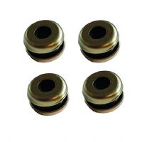 Mounting Cups and Grommets (x 4) - Weber 40 DCOE Carburettor